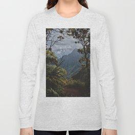 The Garden Isle Long Sleeve T-shirt