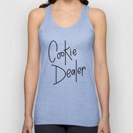 Cookie Dealer Unisex Tank Top