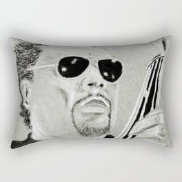 Charles Mingus Rectangular Pillow