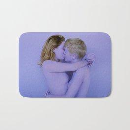 purple kiss Bath Mat