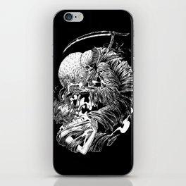 dead line iPhone Skin