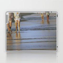 2's at the Beach Laptop & iPad Skin