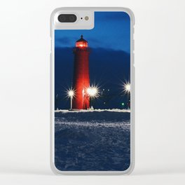Grand Haven Light Clear iPhone Case