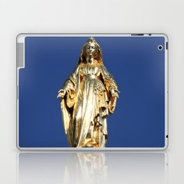 Notre Dame de Lourdes Laptop & iPad Skin