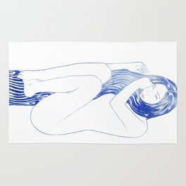Water Nymph LIX Rug