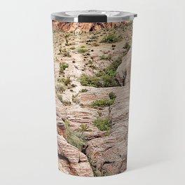 Red Rock Canyon, Nevada Travel Mug