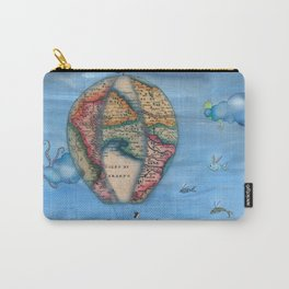 Pirate Balloon 2 Carry-All Pouch