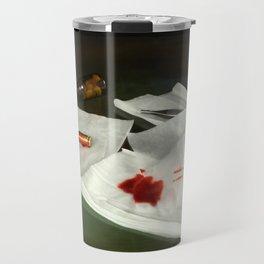 Bullet extraction Travel Mug