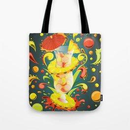 Beachside Blend - Mixology Series Tote Bag