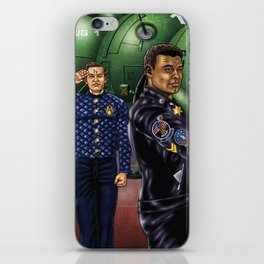 Boys From The Dwarf iPhone Skin