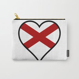 Love Alabama Carry-All Pouch