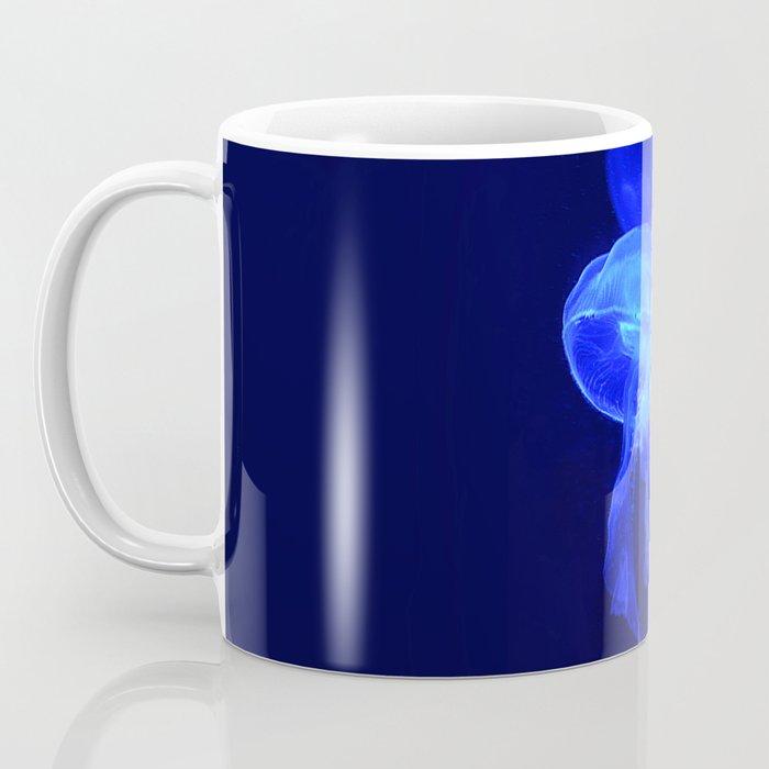 Blue Jelly Coffee Mug