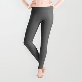 Tahoe Girl Co-ed Chocolate Leggings
