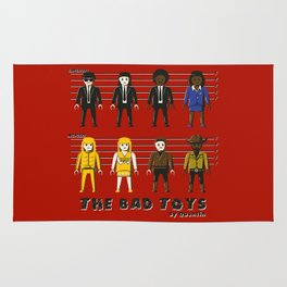 The bad toys Rug