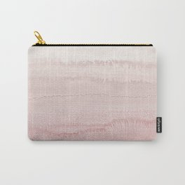 WITHIN THE TIDES - BALLERINA BLUSH Carry-All Pouch