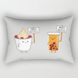 Culture Wars Rectangular Pillow