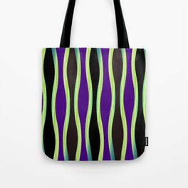 Vibration of Violet Tote Bag