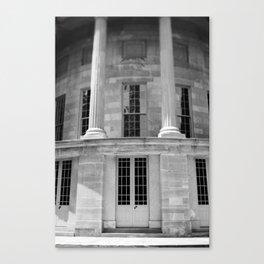 Merchants' Exchange of Philadelphia Canvas Print