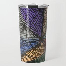 Collapse Travel Mug