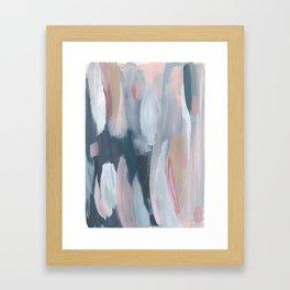 Oyster's Pearl Framed Art Print