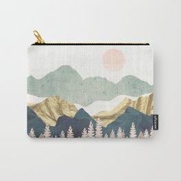 Summer Vista Carry-All Pouch