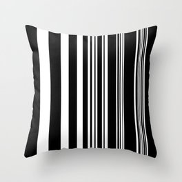 Lines 02 Throw Pillow