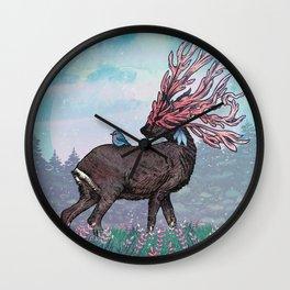 Companions Wall Clock