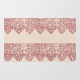 Sweet Lace Rug