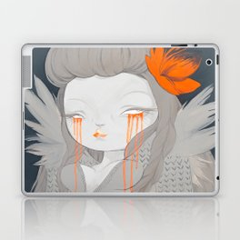 Hawaiian Raven Laptop & iPad Skin