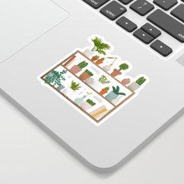 Plant Mama Shelfie Sticker