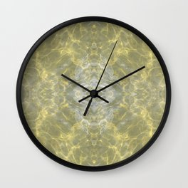 The Golden Rule Wall Clock