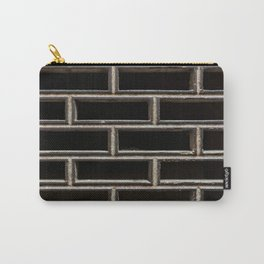 The Grille Carry-All Pouch