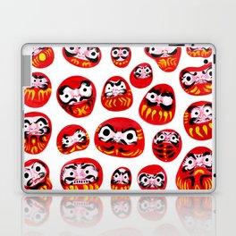 Japanese Daruma Characters Laptop & iPad Skin