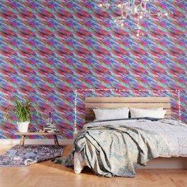 Colorful digital art splashing G399 Wallpaper