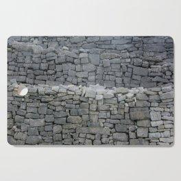 Dry stone wall Cutting Board