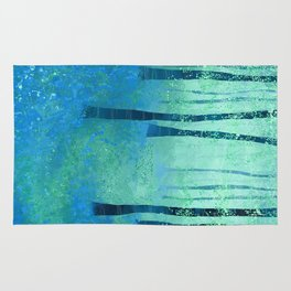Bluebells, Challock Rug
