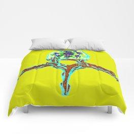 Thoracic Vertebra Terrarium Comforters