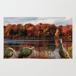 Hammond Pond Rug