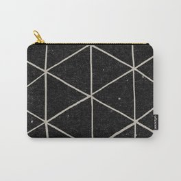 Geodesic Carry-All Pouch