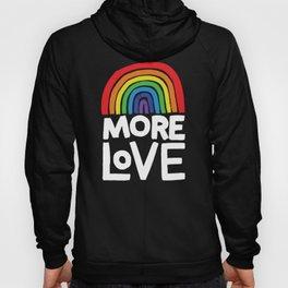more love Hoody
