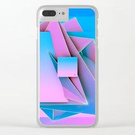 minima_OFF---1 Clear iPhone Case