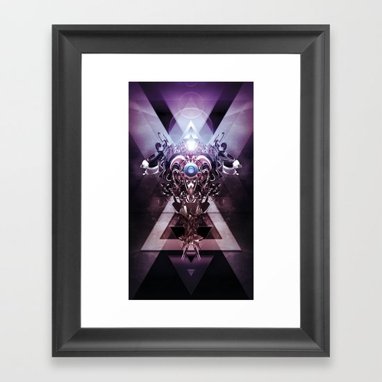 Vanguard mkii Framed Art Print