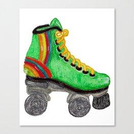 Skate Life 2 Canvas Print