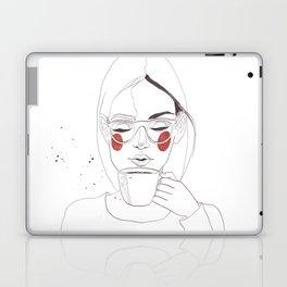Margaret Laptop & iPad Skin