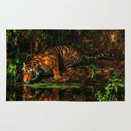 The Royal Bengal Tiger ( Rug