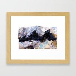 3/5 Framed Art Print
