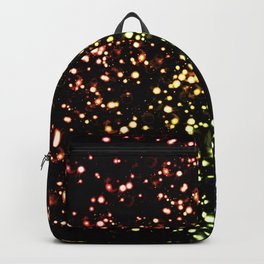 color flashes Backpack