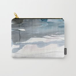 dissolving blues 2 Carry-All Pouch