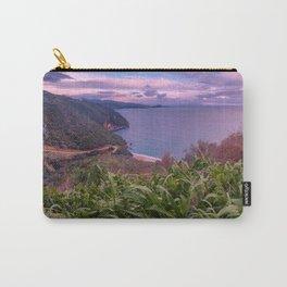Greek Peninsula Landscape Carry-All Pouch