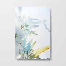 Wish (Dandelion) Metal Print